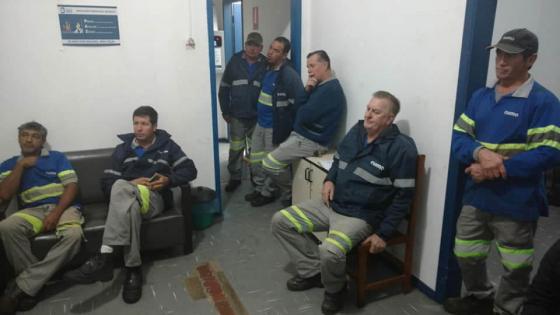 Reunião do SINDIFER em Irati, Paraná